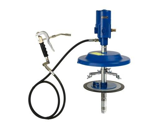 Солидолонагнетатель стационарный для раздачи смазки Pressol арт. 18418 051