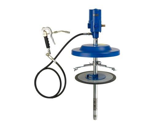 Солидолонагнетатель стационарный для раздачи смазки Pressol арт. 18421 056