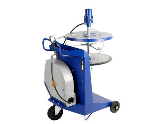 Солидолонагнетатель для раздачи смазки 200 кг Pressol арт. 18788 051