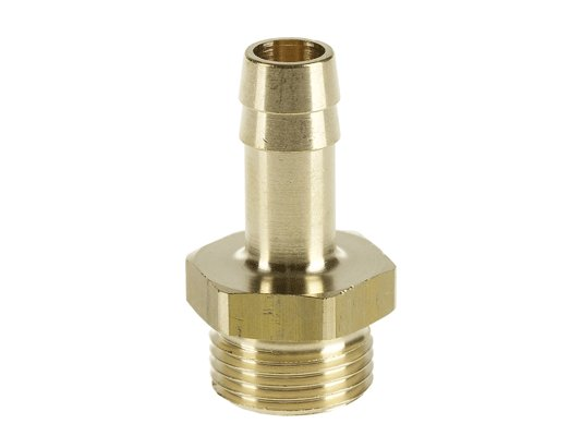 Переходник, под ключ 19 мм, ёлочка 9 мм 20135