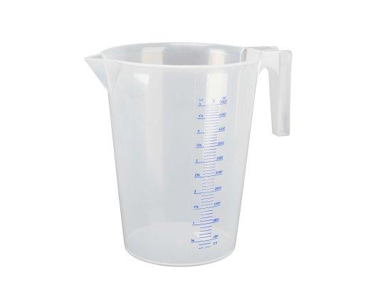 Мерная емкость-PP-5 л прозрачная
