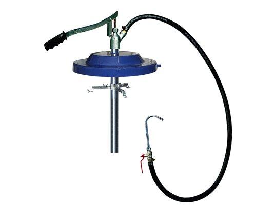 Насос для трансмиссионного масла длина трубки 500 мм, 6 л/мин, с краном арт. 17018 010