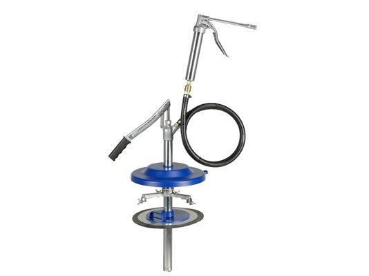 Ручная смазочная система Pressol для емкостей 15 кг-Ø 240-270 мм