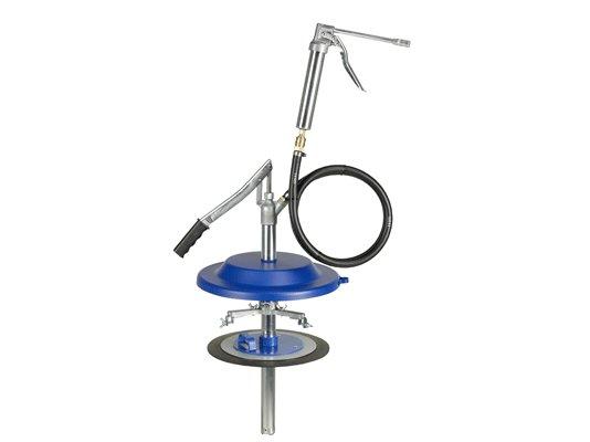 Ручная смазочная система Pressol для емкостей 18 кг-Ø 240-290 мм