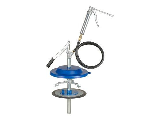 Ручная смазочная система Pressol для емкостей 20 кг-Ø 270-310 мм, длина заборной трубки 680 мм арт. 17630