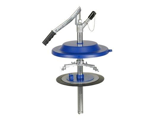 Насос для заполнения смазкой шприцев Pressol для 18 кг емкостей, Ø 240-290 мм арт. 17818