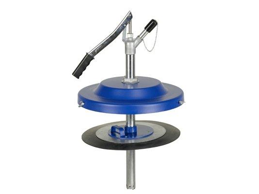 Насос для заполнения смазкой шприцев Pressol для 25 кг емкостей, Ø 300 - 350 мм арт. 17825 950