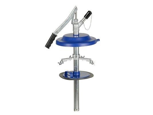 Насос для заполнения смазкой шприцев Pressol для 5 кг емкостей, Ø 180 - 210 мм арт. 17805