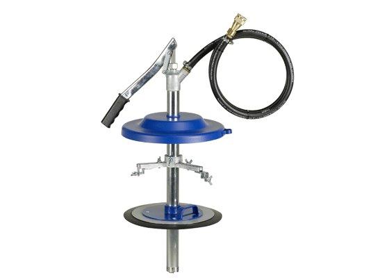 Насос для заполнения систем централизованной смазки, с адаптером Pressol 15 кг, Ø 240-270 мм арт. 17012