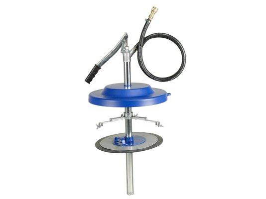 Насос для заполнения систем централизованной смазки, с адаптером Pressol 25 кг, Ø 310 - 335 мм арт. 17014