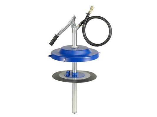 Насос для заполнения систем централизованной смазки, с адаптером Pressol 25 кг, Ø 300 - 350 мм арт. 17014 950