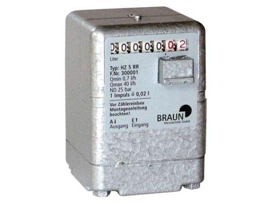 Расходомер малого расхода HZ 5 RR Braun арт. 89315 007