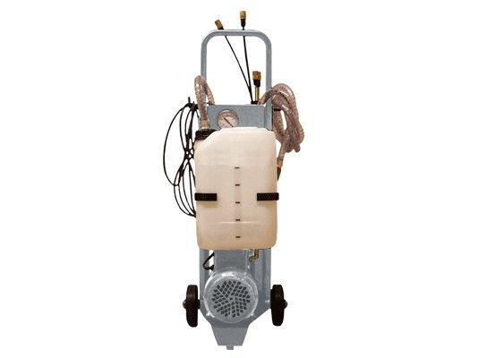 Маслосборник с электроприводом Pressol