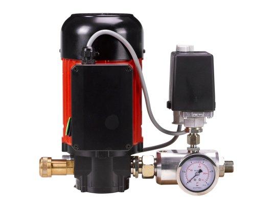 Масляный насос электрический 220 В с реле давления Pressol