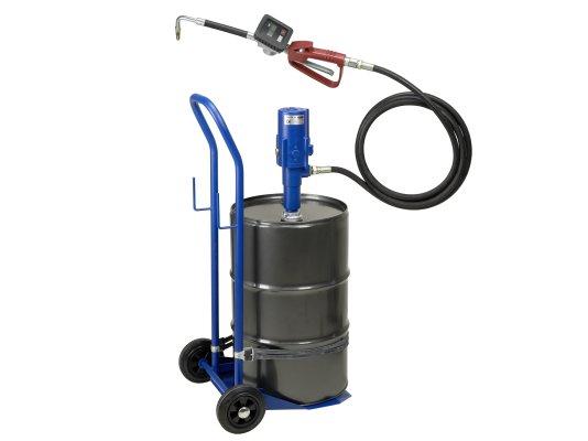 Установка для раздачи масла передвижная 60 л Pressol