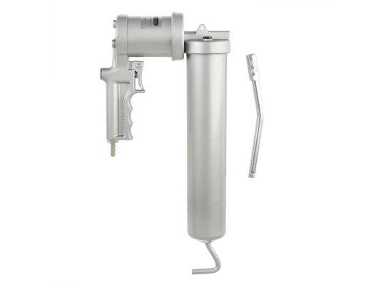 Шприц для смазки пневматический с трубкой
