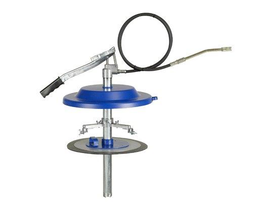 Нагнетатель смазки высокого давления ручной Pressol для емкостей 20 кг